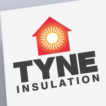tyne insulation identity visuals