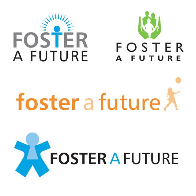 foster a future final identity visuals